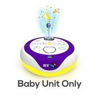 BT Baby Monitor 350 Replacement Baby Unit